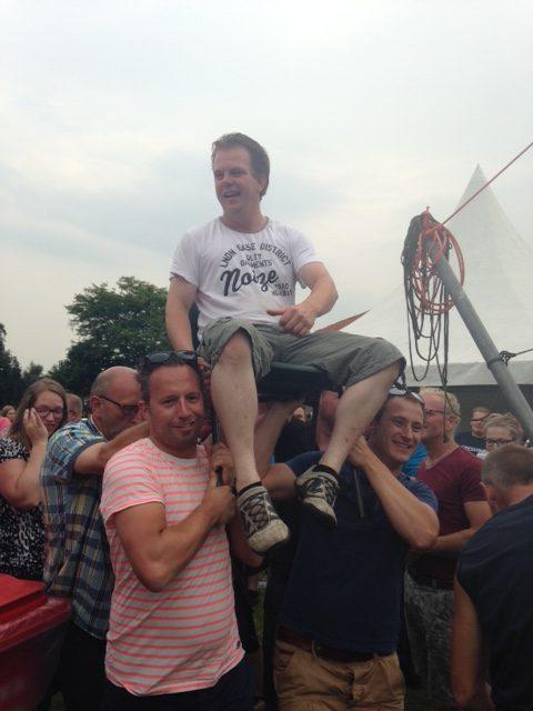 Sander te Beest 2016