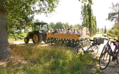 Nieuwsbrief augustus fietstocht